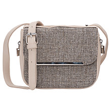 Buy French Connection Dawn Across Body Handbag, Fawn Online at johnlewis.com