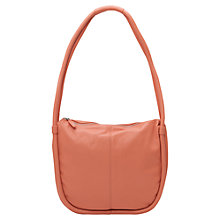 Buy French Connection Dolly Shoulder Bag, Melon Online at johnlewis.com