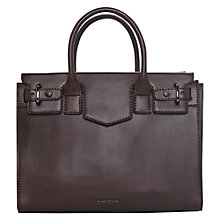 Buy Mango Decorative Flap Shopper Handbag Online at johnlewis.com