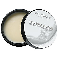 Buy JAPONESQUE® Solid Brush Gentle Cleansing Balm Online at johnlewis.com