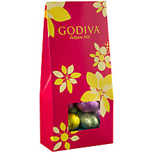 Buy Godiva Chocolate Egg Pouch, 135g Online at johnlewis.com