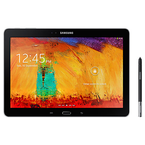 "Buy Samsung Galaxy NotePRO Tablet, Octa-Core Samsung Exynos, Android, 12.2"", 32GB, Wi-Fi Online at johnlewis.com"