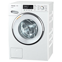 Buy Miele WMF 120 Freestanding Washing Machine, 8kg Load, A+++ Energy Rating, 1600rpm Spin, WhiteEdition Online at johnlewis.com