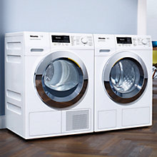 Buy Miele W1 Laundry Range Online at johnlewis.com