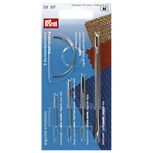 Buy Prym Assorted Craft Needles, Pack of 5 Online at johnlewis.com