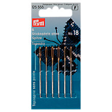 Buy Prym Tapestry Needles, Size 18, Pack of 6 Online at johnlewis.com