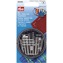 Buy Prym Sewing, Tapestry and Darning Needles, Pack of 30 Online at johnlewis.com