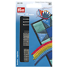Buy Prym Assorted Hobby Needles, Pack of 33 Online at johnlewis.com