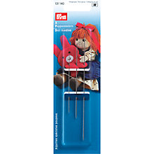 Buy Prym Doll Needles, 127mm, Silver Online at johnlewis.com