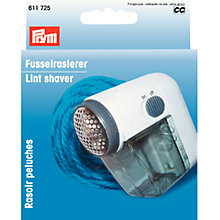 Buy Prym Lint Shaver Online at johnlewis.com