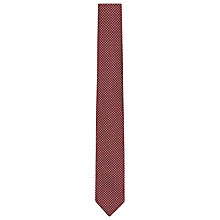 Buy Reiss Dwhyte Polka Dot Jacquard Tie Online at johnlewis.com