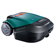 Buy Robomow RS612 Robotic Electric Lawnmower + Installation Online at johnlewis.com