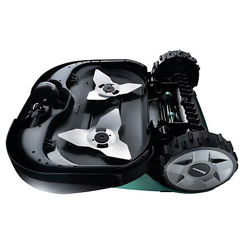Buy Robomow RS612 Robotic Electric Lawnmower Online at johnlewis.com