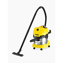 Buy Kärcher MV4 Premium Wet and Dry Vacuum Cleaner Online at johnlewis.com
