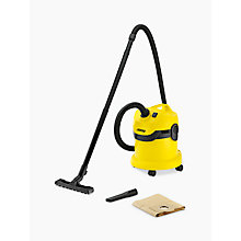 Buy Kärcher WD2 Wet and Dry Vacuum Cleaner Online at johnlewis.com