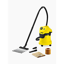 Buy Kärcher MV3 Premium Wet and Dry Vacuum Cleaner Online at johnlewis.com