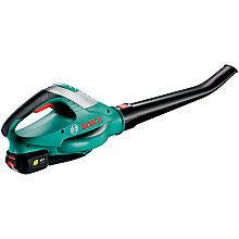 Buy Bosch ALB18LI Cordless Leaf Blower Online at johnlewis.com