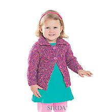 Buy Sirdar Snuggly Tiny Tots DK Knitting Pattern, 1406 Online at johnlewis.com