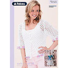 Buy Sirdar Cotton DK Leaflet, 3707 Online at johnlewis.com