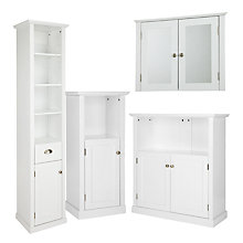 Buy John Lewis Hampton Bathroom Furniture Range Online at johnlewis.com
