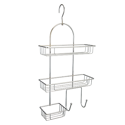 John Lewis Two Tier Hook Shower Caddy