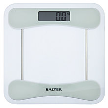 Buy Salter Stowaweigh Compact Bathroom Scale Online at johnlewis.com