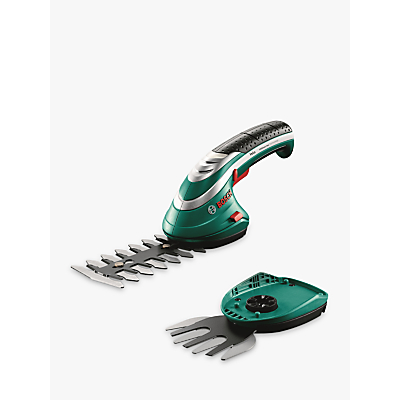 Bosch Isio Shape and Edge Set