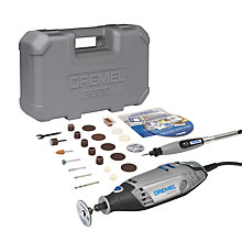 Buy Bosch Dremel 3000 Series Rotary Tool Online at johnlewis.com
