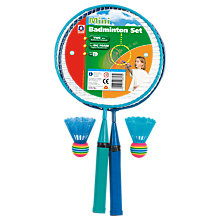 Buy Mookie Toys Mini Badminton Set Online at johnlewis.com