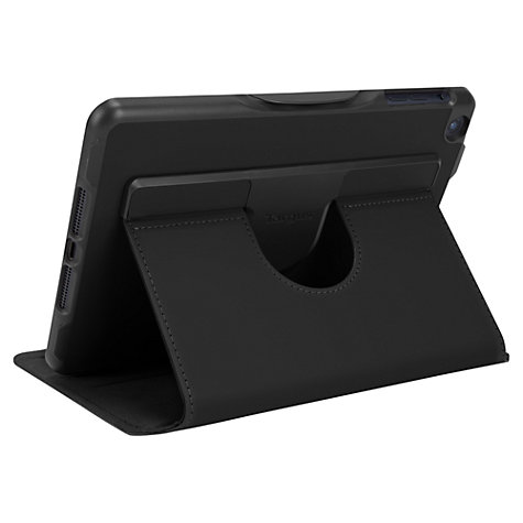 Buy Targus Versavu Slim Rotating Case with Autowake Function for iPad mini with Retina display Online at johnlewis.com