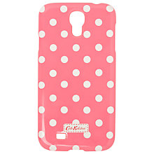 Buy Cath Kidston Little Spot Case for Samsung Galaxy S4, Pink Online at johnlewis.com