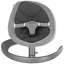 Buy Nuna Leaf Curv Rocker, Cinder Online at johnlewis.com