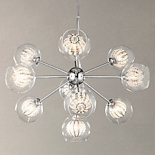 Buy John Lewis Claire Beaded Sputnik Ceiling Light Online at johnlewis.com