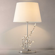 Buy John Lewis Tess Glass Pebbles Table Lamp Online at johnlewis.com
