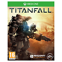 Buy Titanfall, Xbox One with 12 Month Xbox Live Gold Subscription Online at johnlewis.com