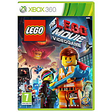 Buy The LEGO Movie Videogame, Xbox 360 Online at johnlewis.com