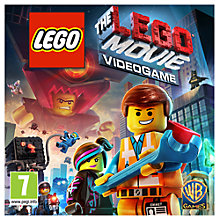 Buy The LEGO Movie Videogame, 3DS Online at johnlewis.com