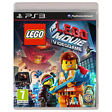 Buy The LEGO Movie Videogame, PS3 Online at johnlewis.com