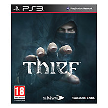 Buy Thief, PS3 Online at johnlewis.com