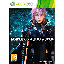 Buy Lightning Returns: Final Fantasy XIII, Xbox 360 Online at johnlewis.com