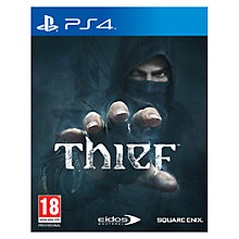 Buy Thief, PS4 Online at johnlewis.com