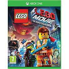 Buy The LEGO Movie Videogame, Xbox One Online at johnlewis.com