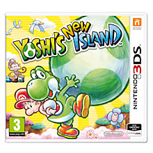 Buy Yoshi's New Island, 3DS Online at johnlewis.com