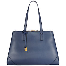 Buy Jaeger Monitalba Leather Handbag Online at johnlewis.com
