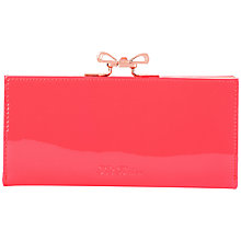 Buy Ted Baker Pezie Bow Matinee Purse Online at johnlewis.com