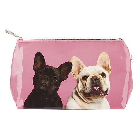 Buy Catseye French Bulldog Wash Bag Online at johnlewis.com