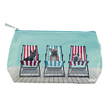 Buy Catseye Deckchair Dog Wash Bag Online at johnlewis.com
