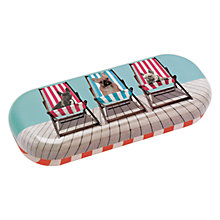 Buy Catseye Deckchair Dog Glasses Case Online at johnlewis.com