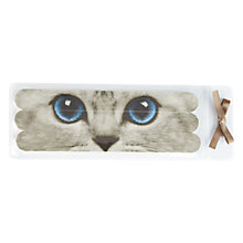 Buy Catseye Silver Kitty Nail Files, Pack of 3 Online at johnlewis.com
