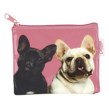 Buy Catseye Mr and Mrs Pug Coin Purse Online at johnlewis.com